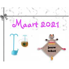 Blog: Maart 2021