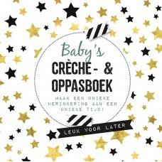 Invulboek baby's crèche- & oppasboek