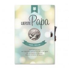 Geluksmunt giftcard liefste papa