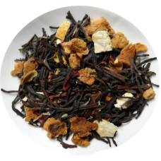 Feestelijke thee Forest Fruit, 3 gram, mini zakje