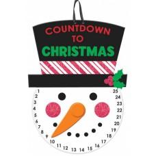 Aftelkalender kerstmis