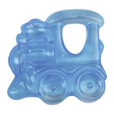 Bijtring trein blauw