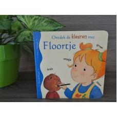 Boekje, ontdek de kleuren met Floortje