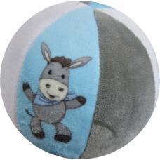 Rammelaar bal ezeltje blauw