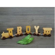 Trein Boy