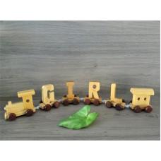 Trein Girl