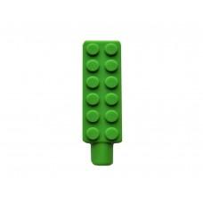 Kauwdop bouwsteen groen
