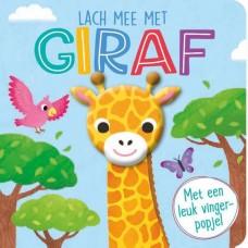 Prentenboek lach mee met giraf