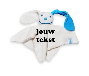 tutpoppetje blauw oor
